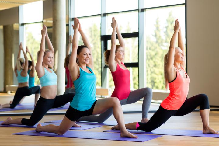 professeur de Hatha Yoga